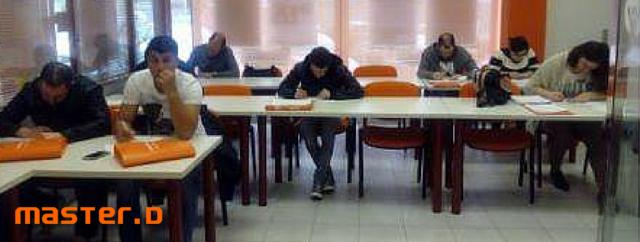 Psicoténicos oposiciones MasterD Coruña