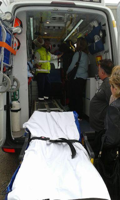 masterd mallorca ambulancia