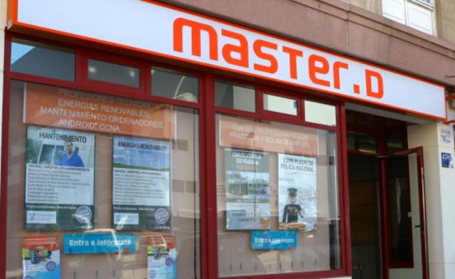 MasterD A Coruña