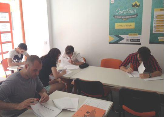 Alumnos MasterD San Sebastián
