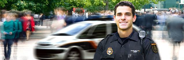 Policía Nacional, pruebas y requisitos