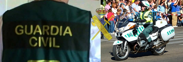 Convocatoria Guardia Civil 2016: 1.734 plazas