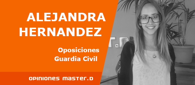 Opiniones MasterD Tenerife: Alejandra