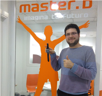 Opiniones MasterD Bilbao, Lander