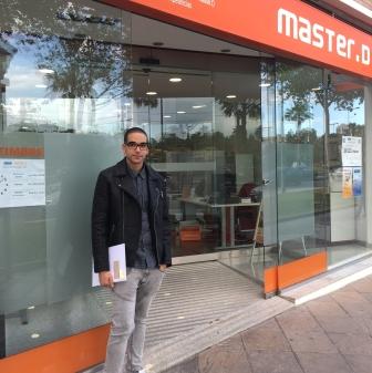 MasterD Murcia opiniones, David