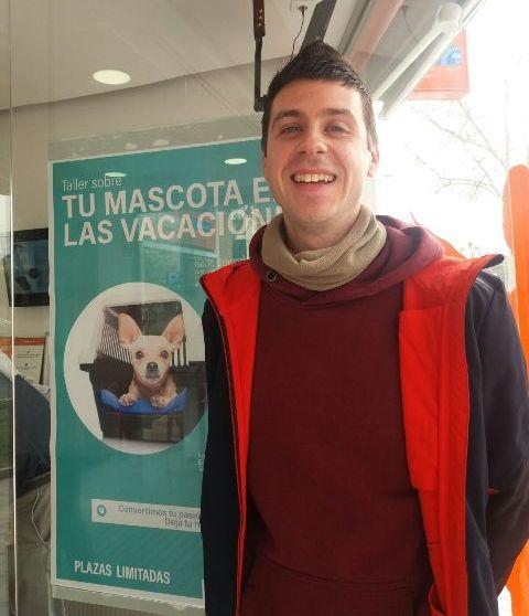 MasterD Murcia opiniones, Cristian