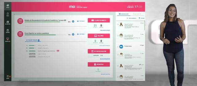 Nuevo Campus Virtual MasterD