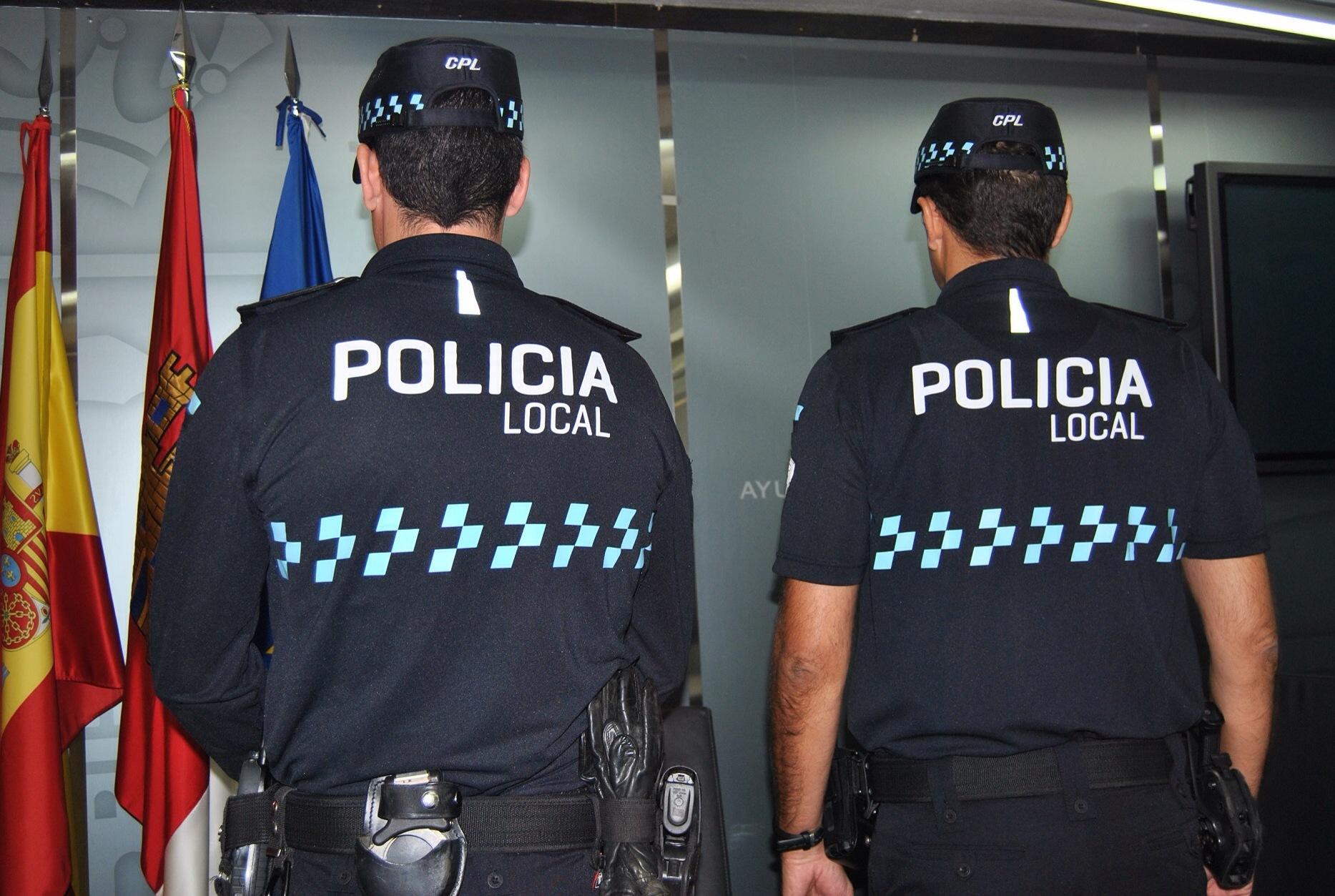 policía local MasterD Tarragona y San Sebastián
