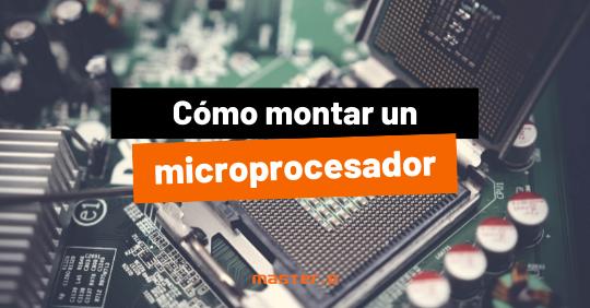 que es un microprocesador