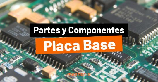 placa base componentes
