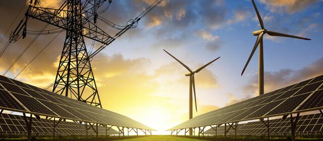 Las energías renovables, fuentes alternativas en continuo crecimiento