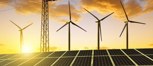 Trabajar en Energía Solar y Eólica