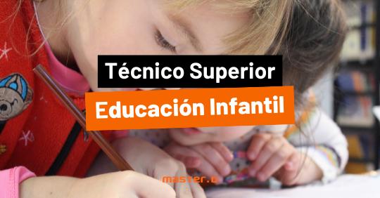 tecnico superior educacion infantil