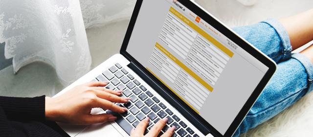 Buscador de curso online