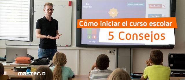 Consejos Profesores inicio Curso