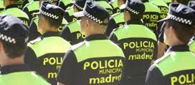 Ser Policia Municipal de Madrid