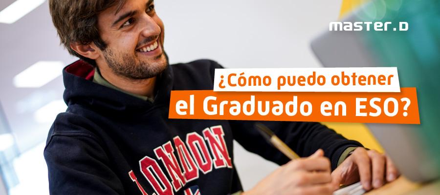 Preguntas sobre la obtención del Graduado en Educación Secundaria
