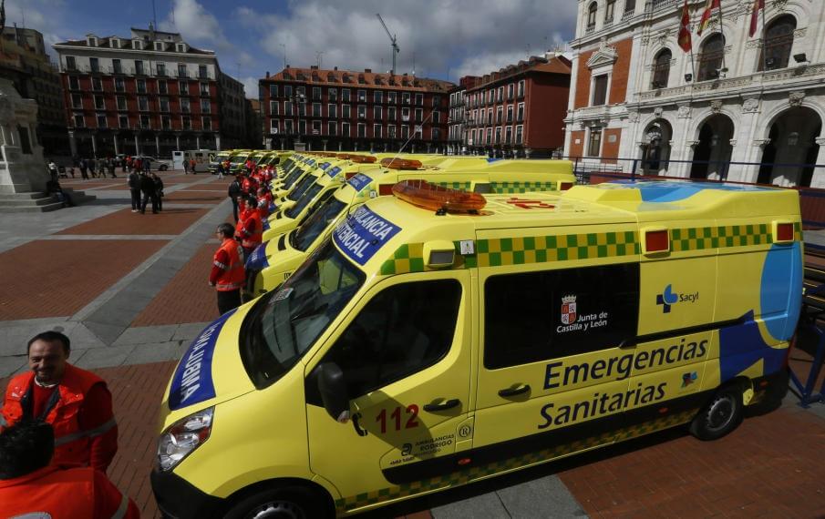 Técnico de Emergencias Sanitarias: Francisco José nos cuenta su experiencia