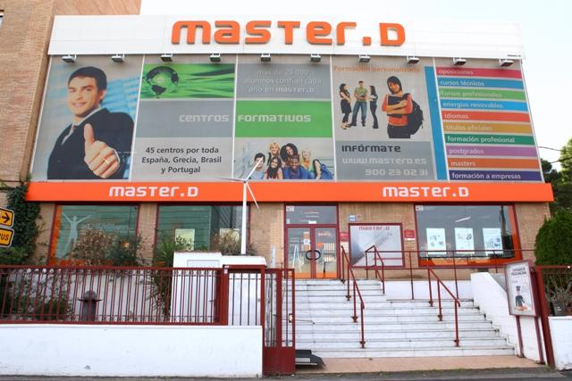 Centro de MasterD en Zaragoza