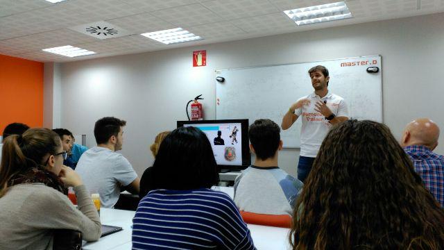 masterd barcelona charla pruebas fisicas