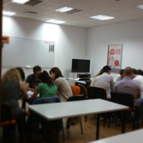 masterd malaga taller oposiciones