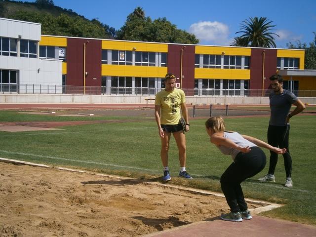 MasterD Tenerife: Simulacro Pruebas Físicas