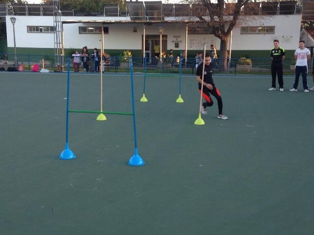 MasterD Sevilla: Simulacro Pruebas Físicas