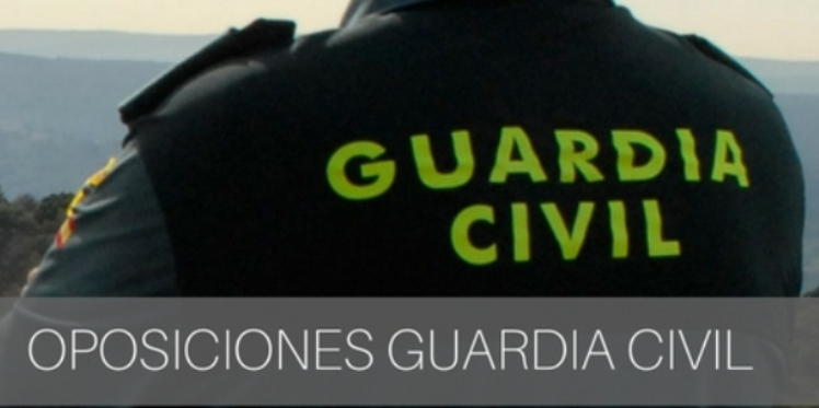 guardia civil, pruebas y requisitos