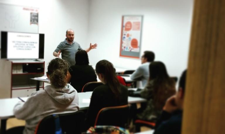 MasterD Málaga urgencias sanitarias Dr Amat