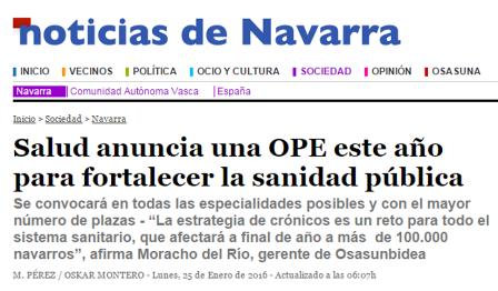 noticias ope osasunbidea