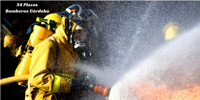 oposiciones bomberos cordoba