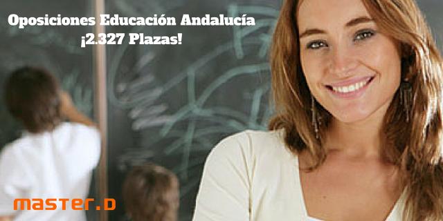 OEP Educación Andalucía 2016
