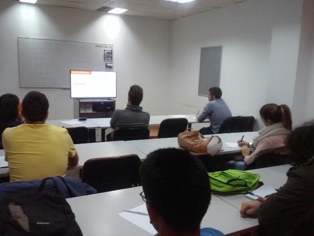 MasterD Málaga aprender la constitucion española