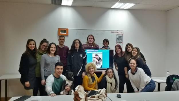 Alumnos MasterD Málaga Veterinaria