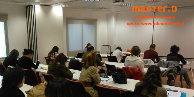 oposiciones auxiliar administrativo madrid