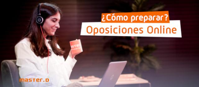 Preparación oposiciones online