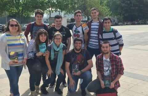 Practicando inglés en MasterD Mallorca