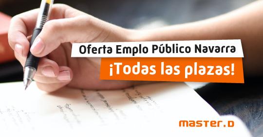 preparacion oposiciones maestros masterd pamplona