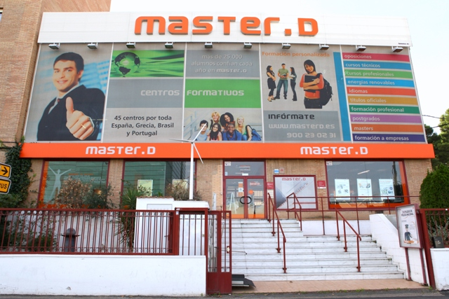 Academia MasterD Zaragoza