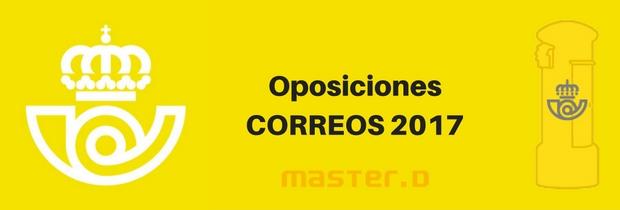 Oposiciones Correos 2017