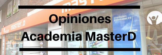Academia Master D Opiniones | afectados master D