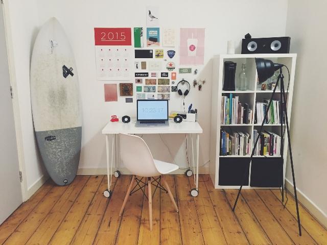 Diseña tu espacio de trabajo