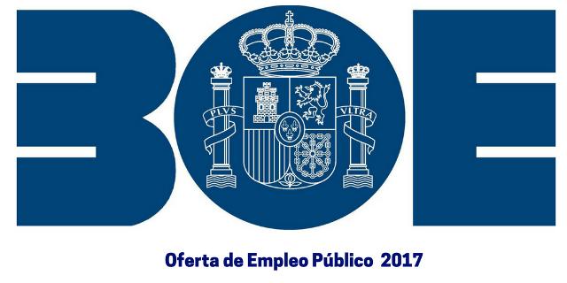Resultado de imagen de oferta empleo publico 2017