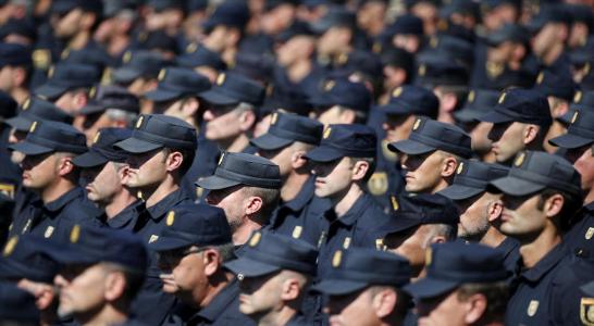 pruebas policía nacional
