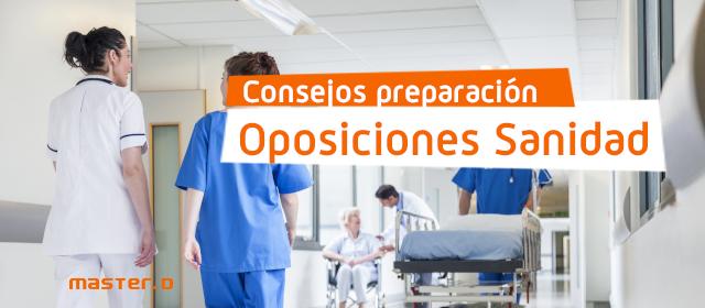 oposiciones sanidad preparacion