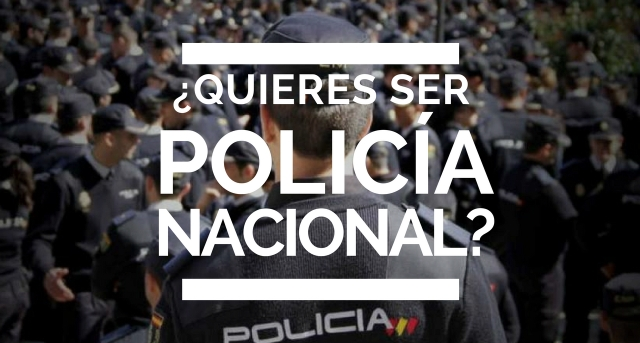 Convocatoria Policía Nacional 2017