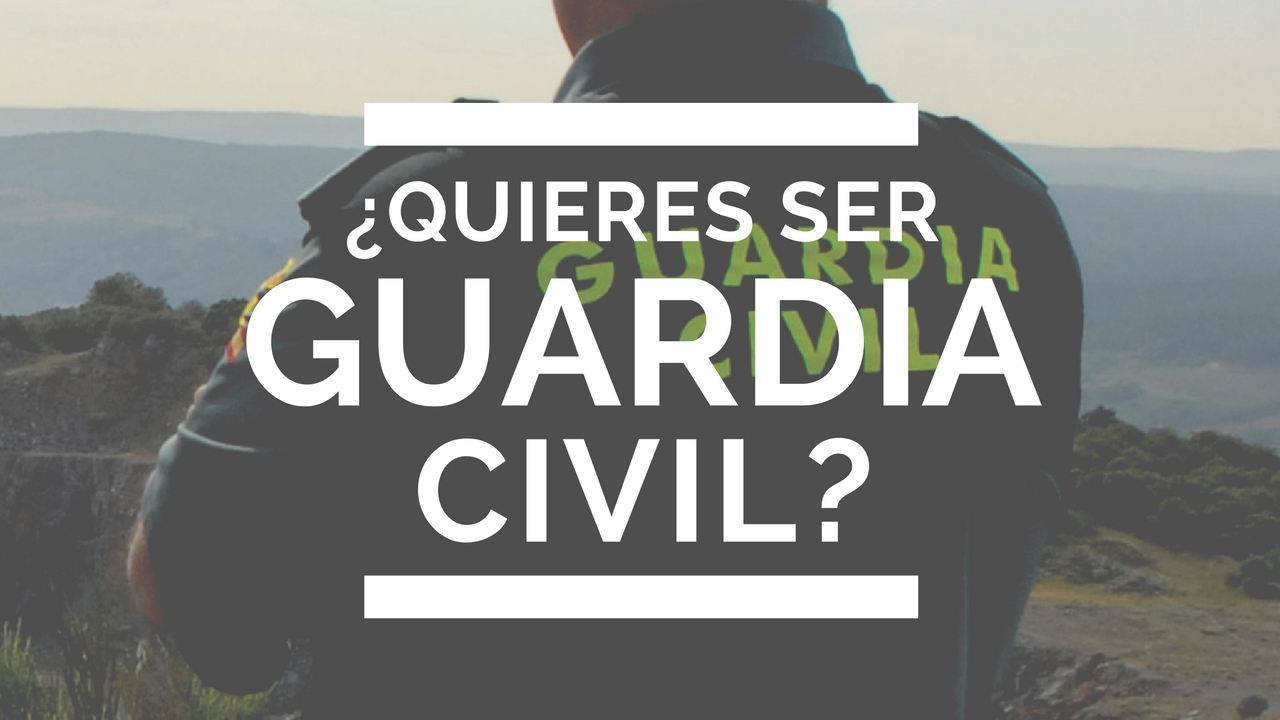 convocatoria guardia civil 2017