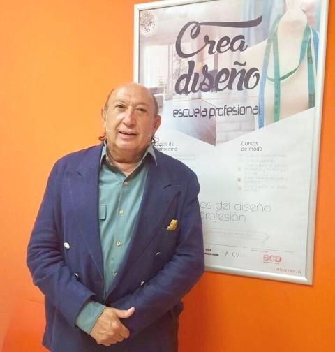 Francis Montesinos colaborador CreaDiseño