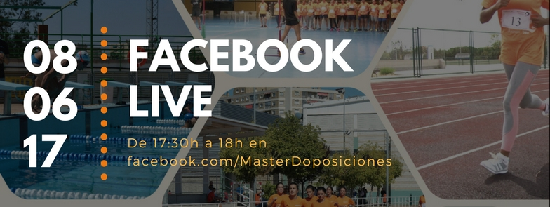 Facebook Live Oposiciones Guardia Civil