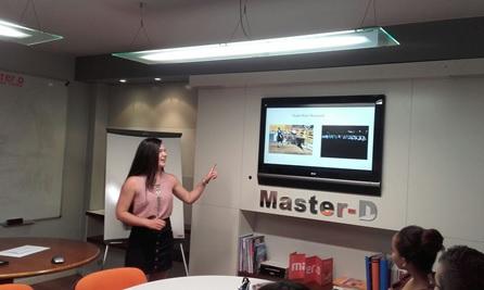 Clases de Inglés en MasterD Zaragoza